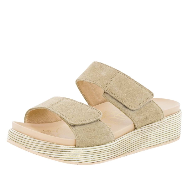 Alegria Mixie Sand Safari comfort sandals for women