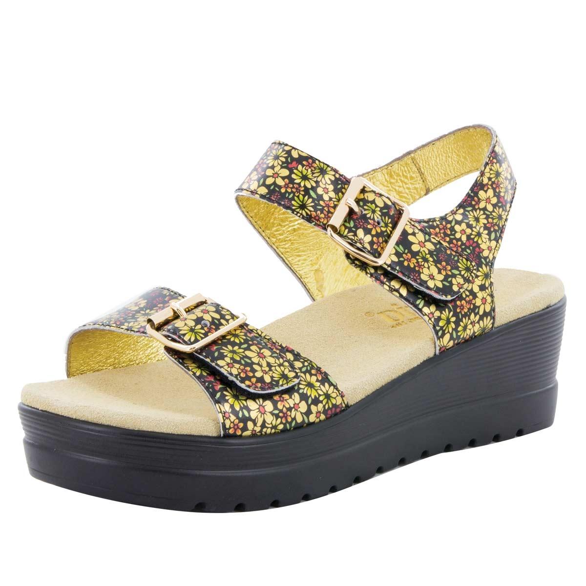 6a45a55744b Morgyn Pretty Things Sandal - Alegria Shoes