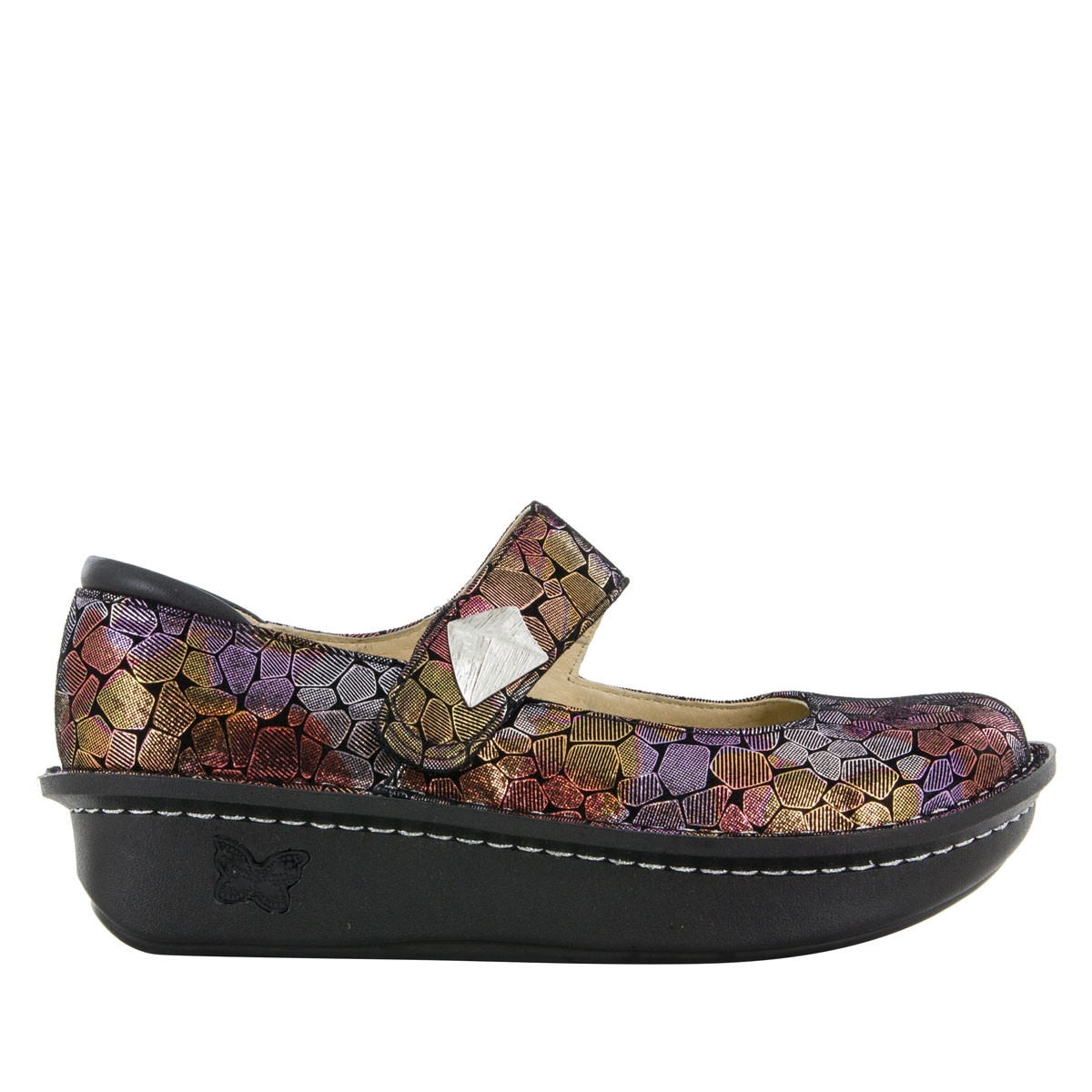 Alegria Paloma Beauty Brick Mary Jane Clogs rNnmT