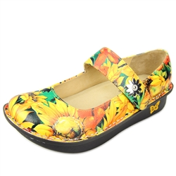 Alegria Paloma PRO Sunflower mary jane shoes for women