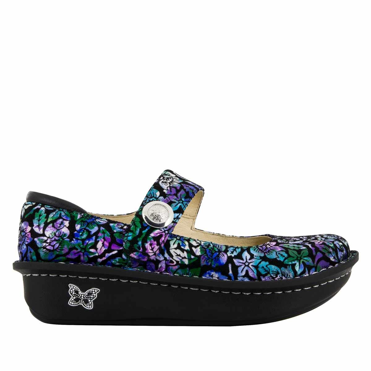 Alegria Shoes Paloma Hibiscus Amp Co Mary Jane