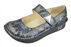 Alegria Paloma Rave On The Nile mary jane shoes for women
