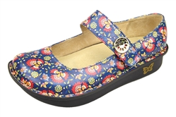 Alegria Paloma Yayoubetcha mary jane shoes for women