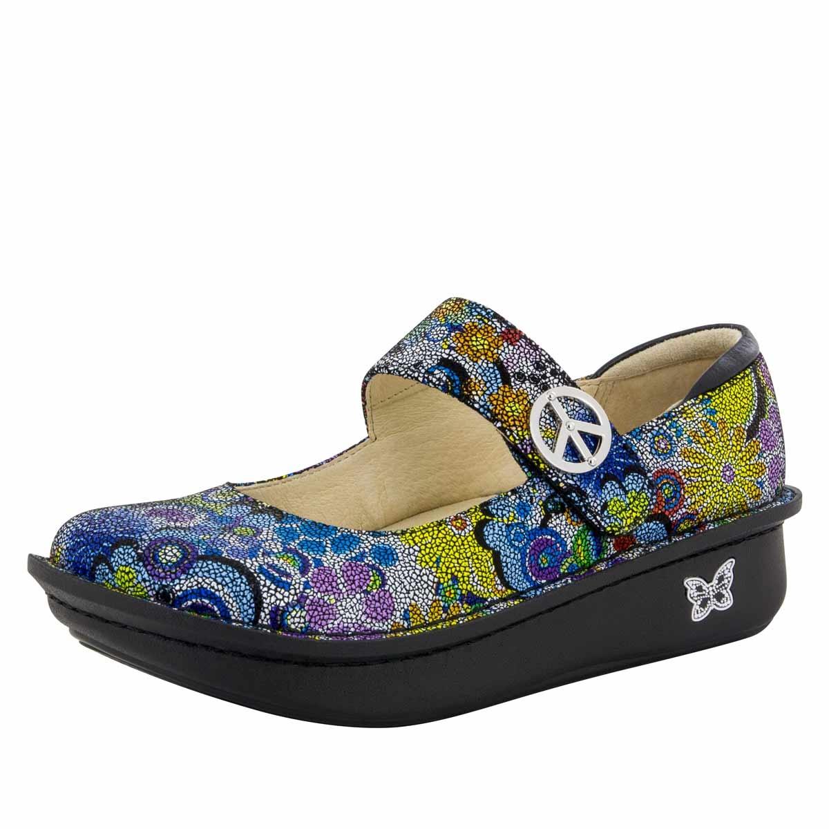 Alegria Shoes Paloma Hippie Chic Dottie Mary Jane