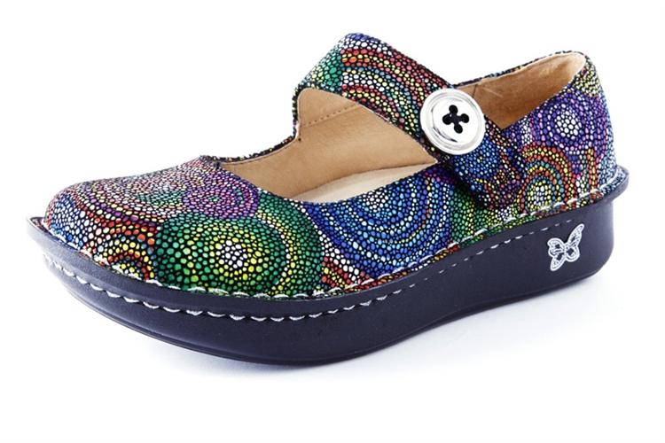 Alegria Paloma Bullseye Alegria Shoe Shop Exclusive