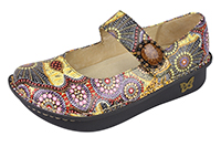 Alegria Paloma Kenya leather comfort shoe for women