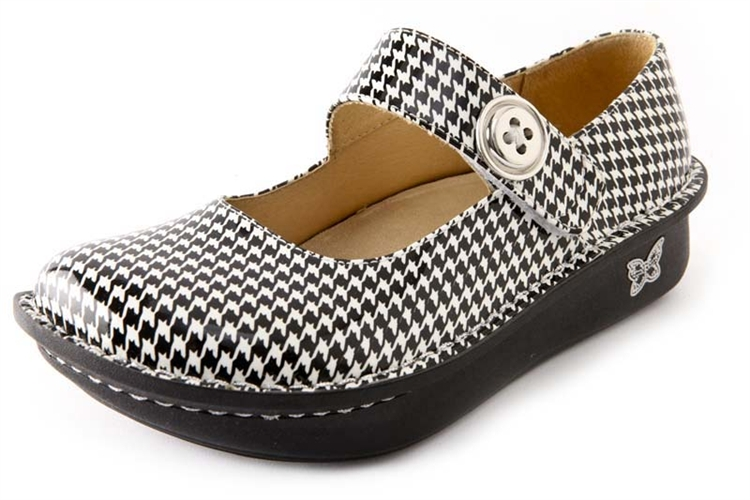 Alegria Paloma Houndstooth Free Shipping Both Ways From