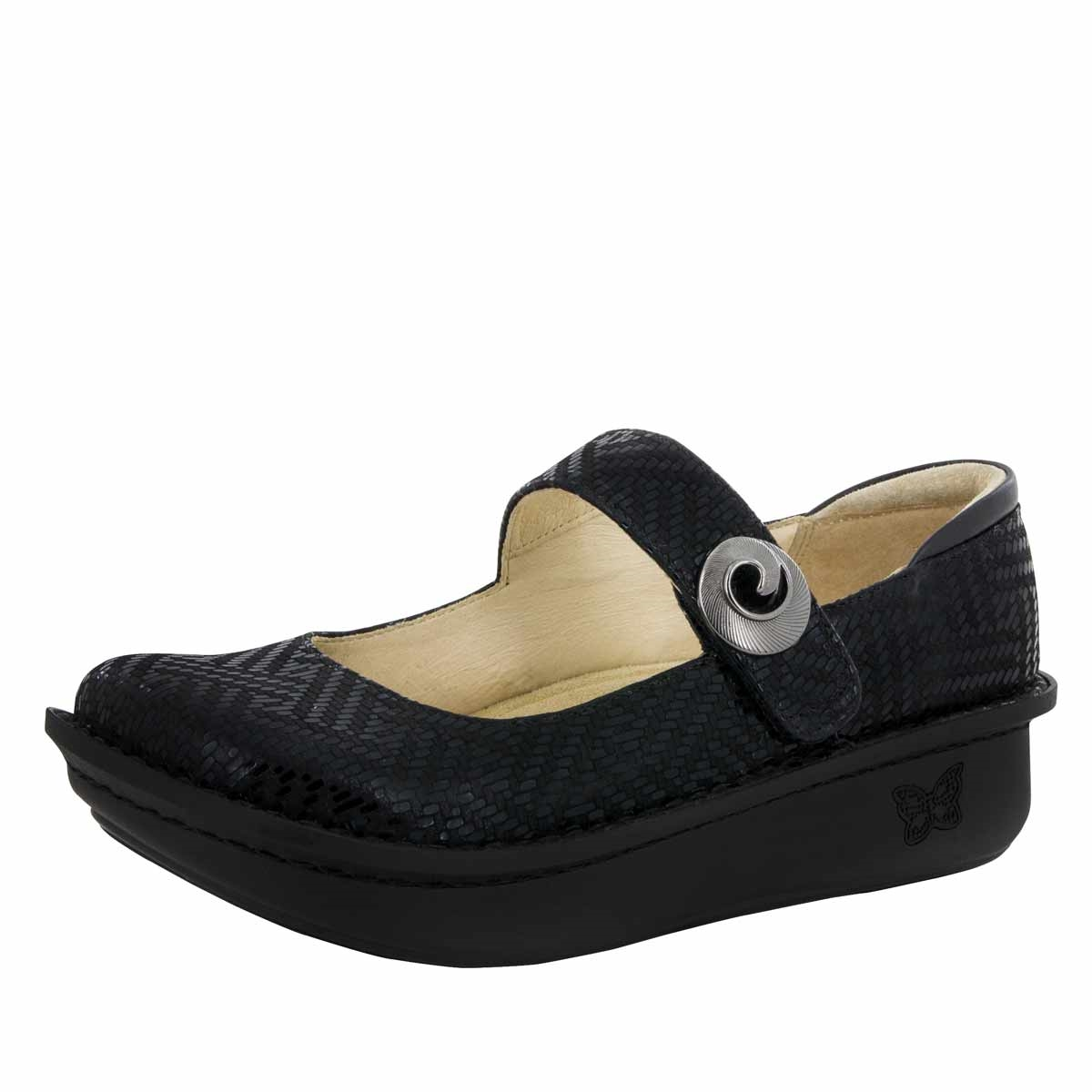 Alegria Paloma Black Dazzler mary jane shoes for women · View Larger Photo  Email ...