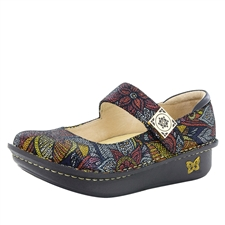 Alegria Paloma Fall Dahlia mary jane shoes for women