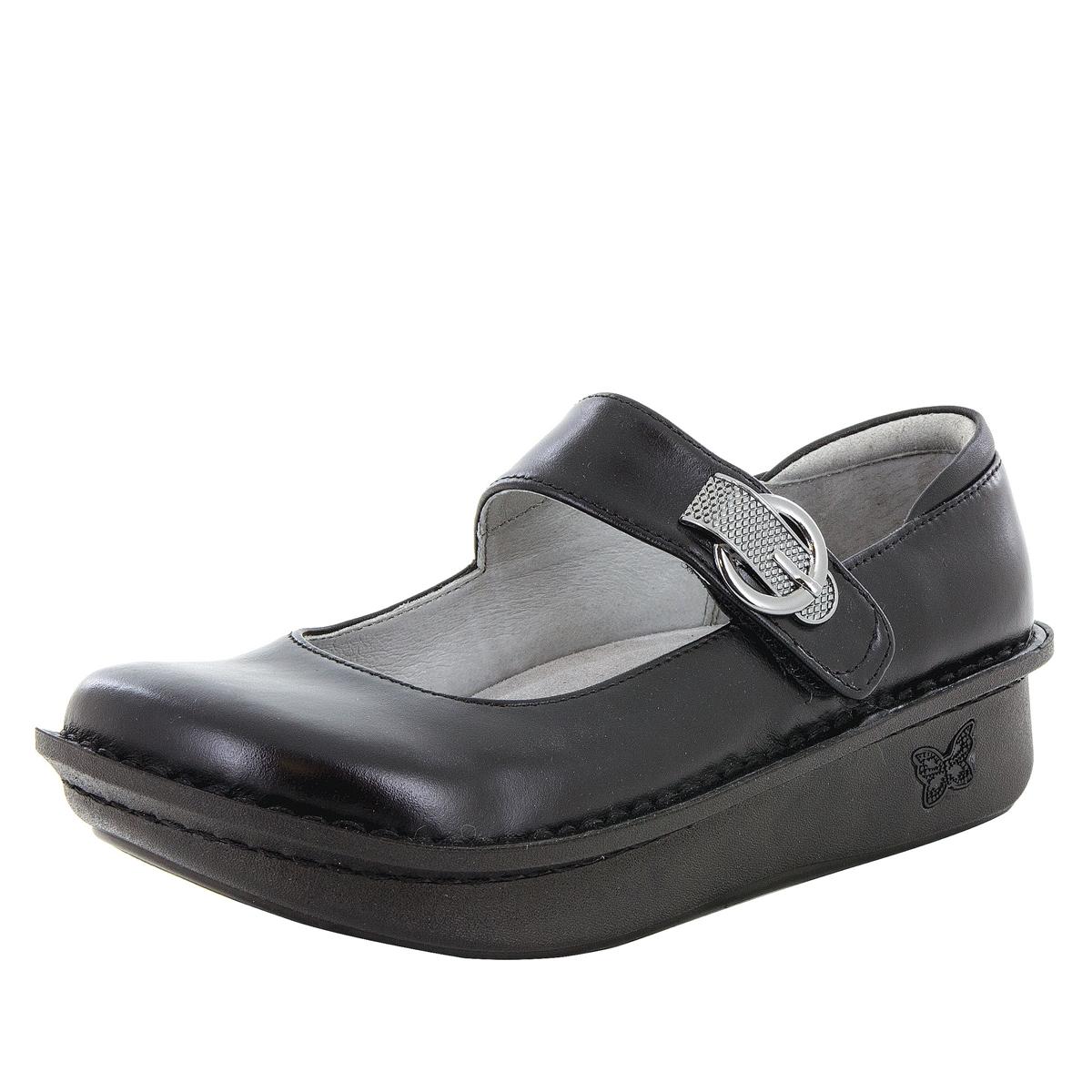 Alegria Shoes - Paloma Jet Luster