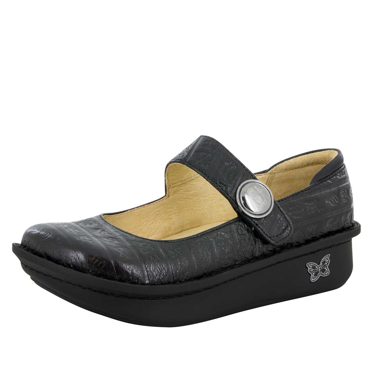 Alegria Paloma Hieroglyph mary jane shoes for women. View Larger Photo  Email ...