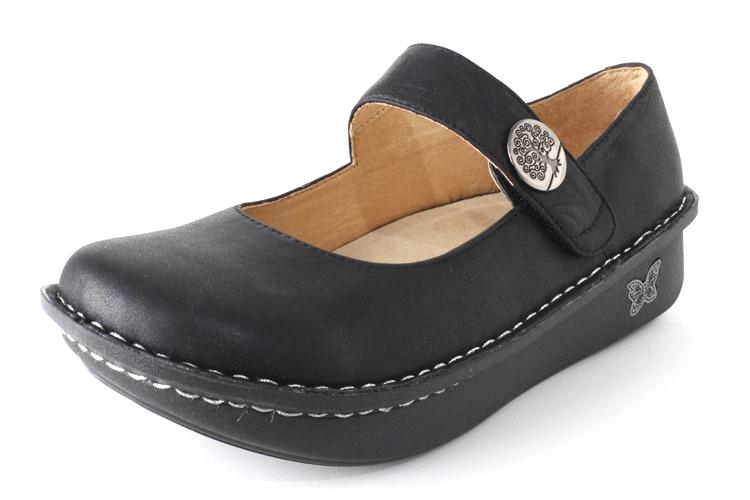 Alegria Shoes Paloma Black Magic