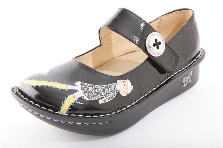 Alegria Shoes Paloma Black