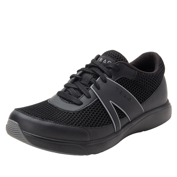 Men's Qarma Paths Black