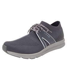 Men's Qool Charcoal Wide