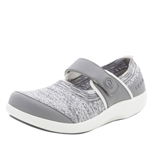 Traq Qutie Soft Grey Shoe