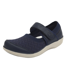 Traq Qutie Blue Shoe