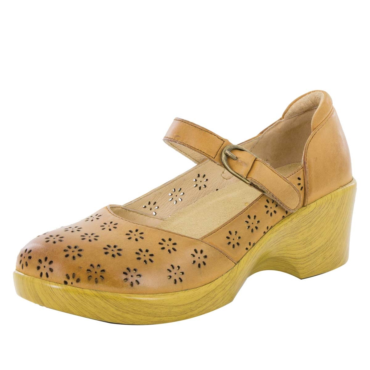 Alegria Rene Wedge Mary Janes kANyes7d