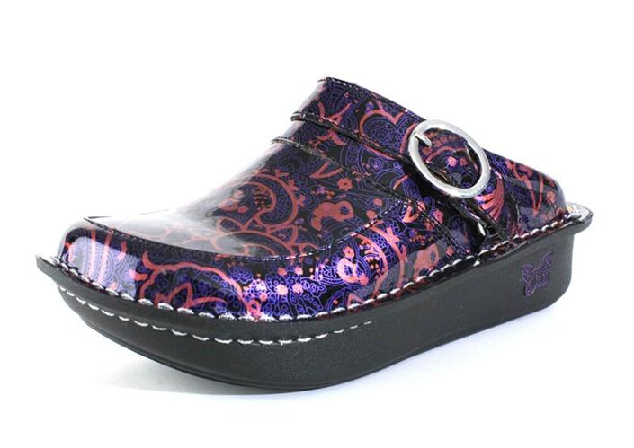 Alegria Shoes Seville Purple Electr