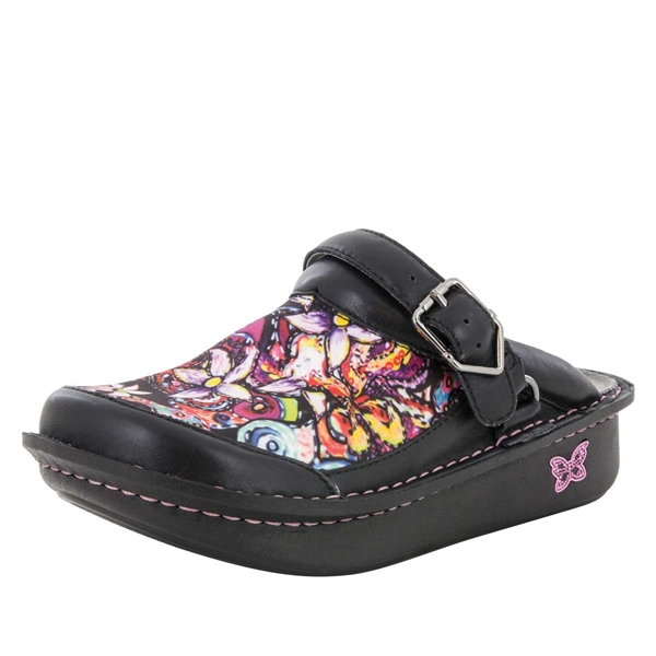 Alegria Seville Whimsy comfort clog shoes for women