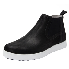 Men's Sliq Black Nubuck