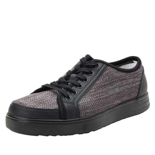 Men's Sneaq Washed Black