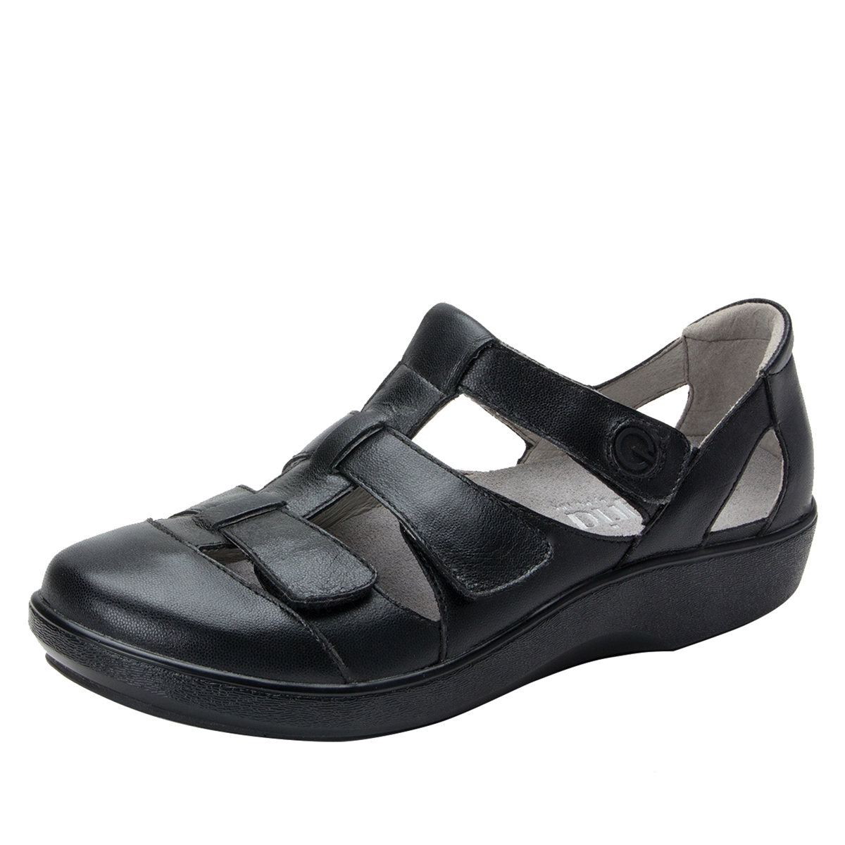 3aa1e4220c2eec Traq Treq Black Out - Alegria Shoes