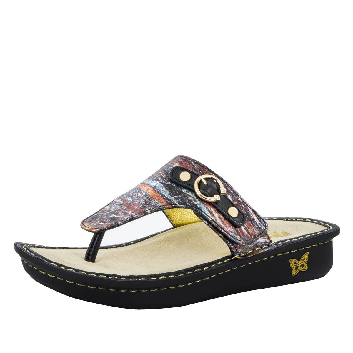 Alegria Vanessa Earthen women's comfort sandal · View Larger Photo Email ...