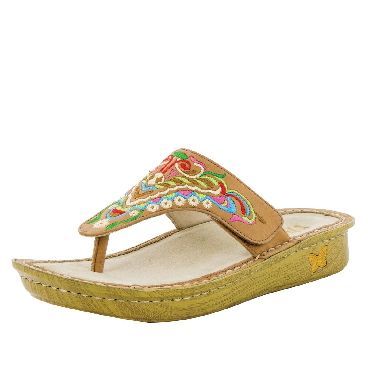 50ef3743c Vanessa Chrysalis Cognac - Alegria Shoes