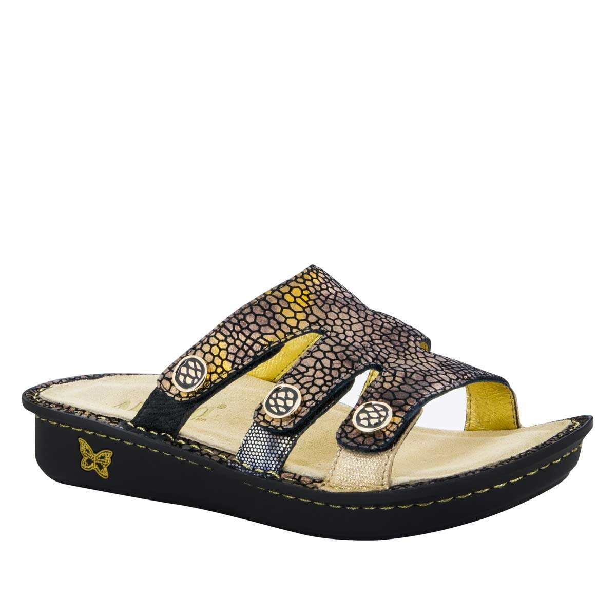 Alegria Venice Adjustable Sandals TqWYS41Yv